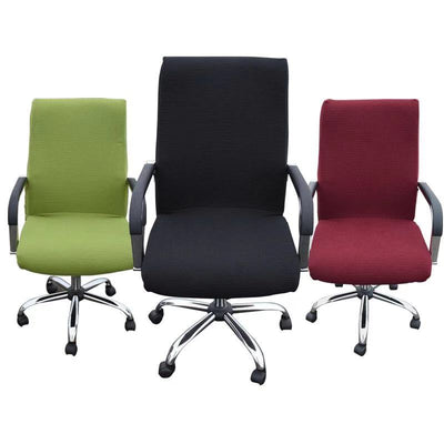 office chair slip covers with zipper