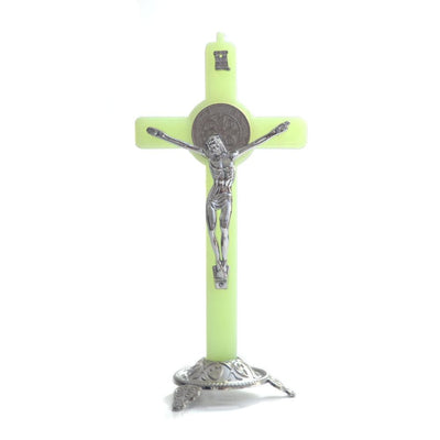 glow in the dark cross crucifix, jesus night light, winfinity brands, free shipping world wide.