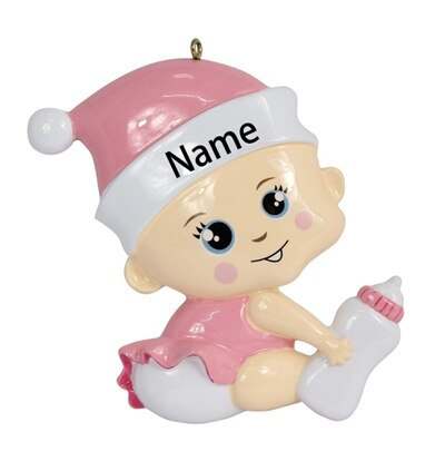 2020 Baby's , Christmas Personalized, Christmas Ornament,Home Decoration, Baby's Birthday Gift , Handmade Ornament