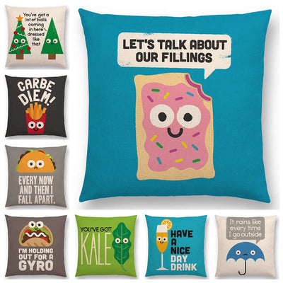 toofunny pillowcase covers