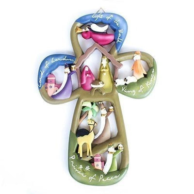 baby cross, kids cross room, colorful cross, kids crucifix, my first crucifix, catholic kids cross