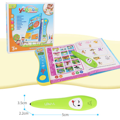 Y-Book™ Interactive Activity Book