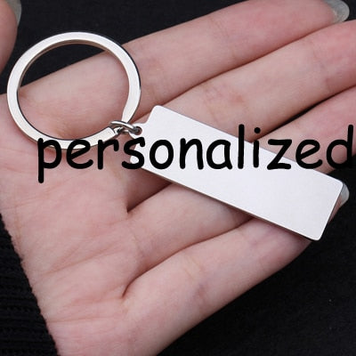 custom key chain engraving