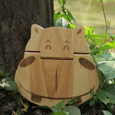 Kids Hippo Tooth Box