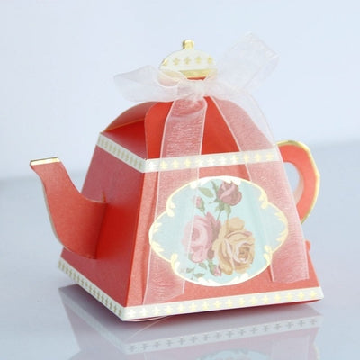 CREATEME™ Kitchen Tea Favor Boxes