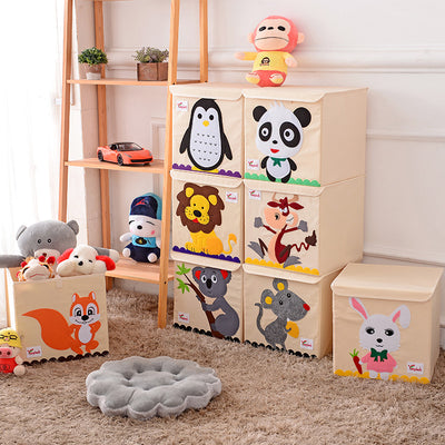 kids storage bin, childrens storage organization idea, kids room decor, storage bin animal theme, baby decor room, playroom decor for kids,