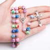 CREATEME™ Colorful Catholic Rosary