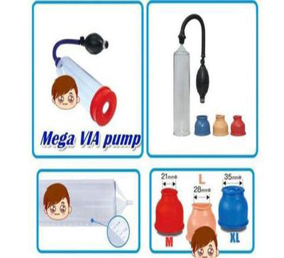 VACUUM PUMP TO ENLARGE YOUR PENIS EASY