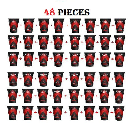 48 PIECE ATLANT GEL FOR MEN GUARANTEED ORIGINAL FROM RUSSIA