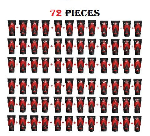 72 PIECE ATLANT GEL FOR MEN GUARANTEED ORIGINAL FROM RUSSIA