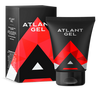 12 PIECE ATLANT GEL FOR MEN GUARANTEED ORIGINAL FROM RUSSIA