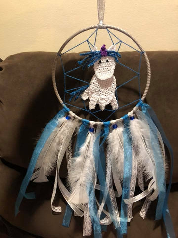 Unicorn Dreamcatcher