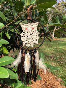 Owl Dreamcatcher - Large