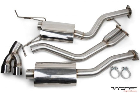 VRSF 3″ Catback Exhaust 2008 – 2012 BMW 135i & 135is – E82 & E88 N54 N55