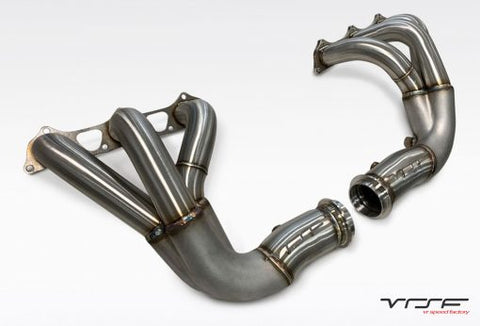 VRSF Catless Race Headers Porsche 2014 – 2019 991 GT3, 991.2 GT3, GT3 RS, 911R