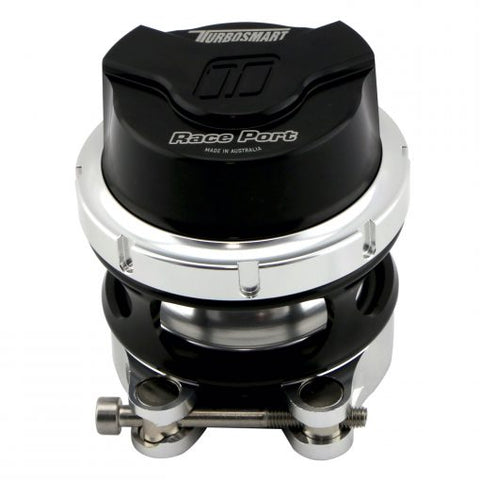 Turbosmart GenV Race Port BOV (Black) With Female Flange for BMW N54
