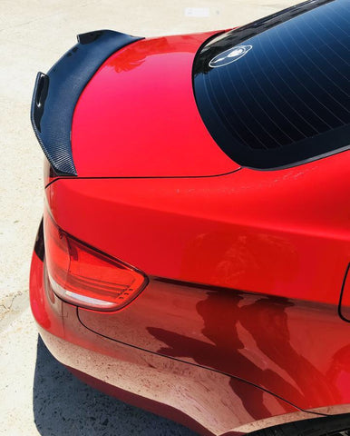 E92 High Kick Carbon Fiber Wing