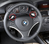 PRE-LCI Carbon Fiber BMW E-Series Steptronic Paddle Shifter Kits