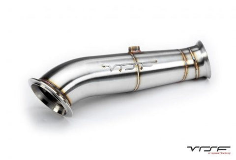 VRSF N55 Downpipe Upgrade for 2012 – 2018 BMW M135i, M235i, M2, 335i & 435i F20/F21/F22/F30/F32/F33/F87