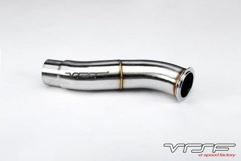 VRSF Catless & High Flow Catted Downpipe for N55 11-18 BMW X3 35i & X4 35i F25/F26