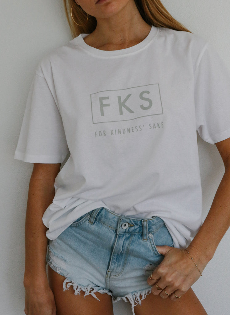 For Kindness' Sake Tee