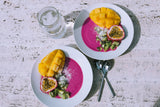 Pink Pitaya Smoothie Bowl