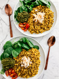 Quinoa and Coconut Dhal