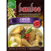 Bamboe Instant Seasoning
