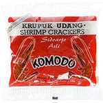 KOMODO Krupuk Udang (Shrimp Crackers)