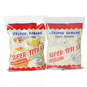Krupuk Bawang (Garlic Crackers)
