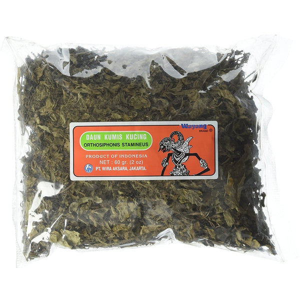 Wayang Daun Kumis Kucing (Kidney Tea Plants/Java Tea)