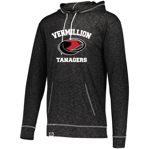Vermillion Tanagers Journey Hoodie