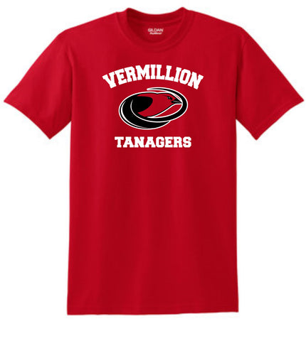 Vermillion Tanagers T-Shirt