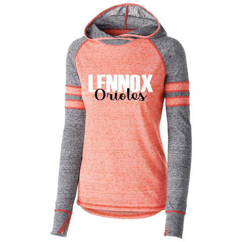Lennox Orioles Holloway Girls/Ladies Advocate Hoodie