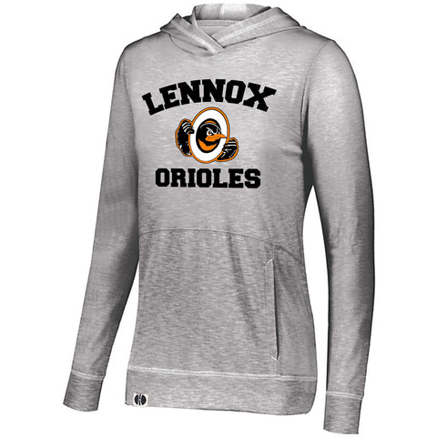 Lennox Orioles Holloway Ladies Journey Hoodie