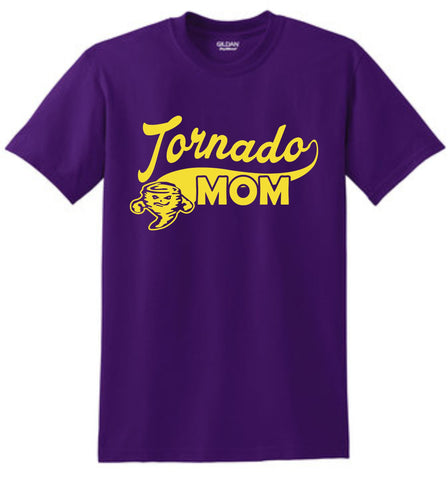 Team Name Mom Shirt