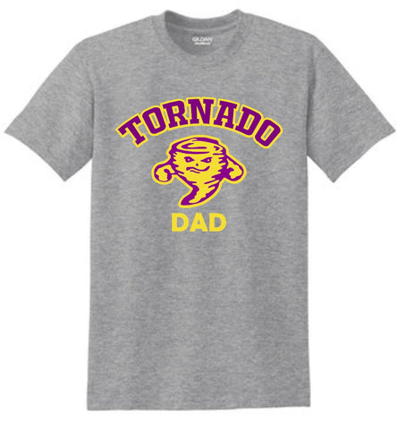 Team Mascot Dad Shirt