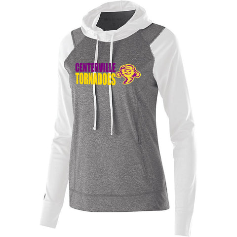 Centerville Tornadoes Holloway Ladies Echo Hoodie