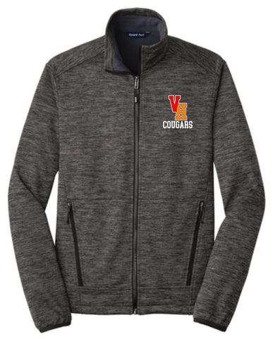 Viborg-Hurley Cougars Zip Up Jacket
