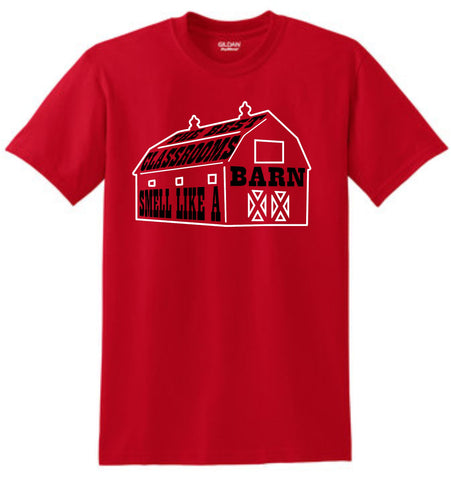 Barns are the Best Classrooms Shirt