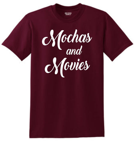 Mochas and Movies Shirt