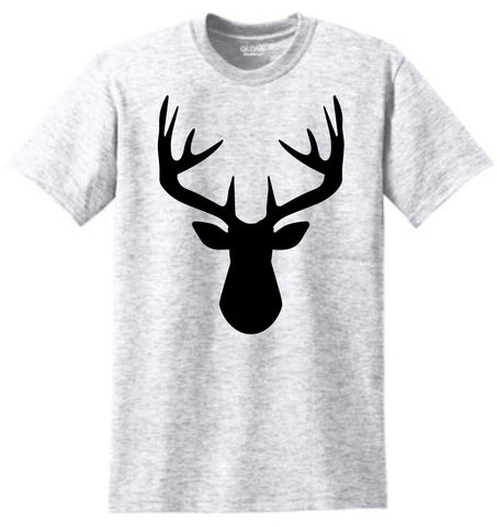 Reindeer Head Shirt