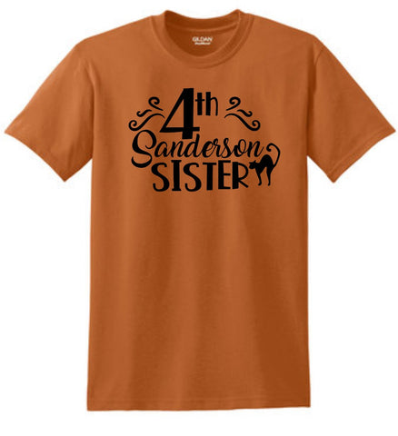 Fourth Sanderson Sister Shirt