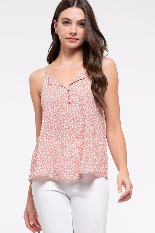 Speckled Cami