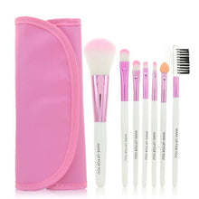 Professional Makeup Brush Set with Pouch - The Daily Splurge