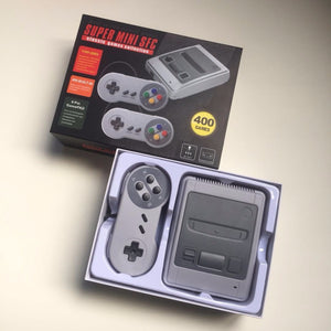 SNES Mini Retro Classic Game Console - Built-in 400 Games - The Daily Splurge