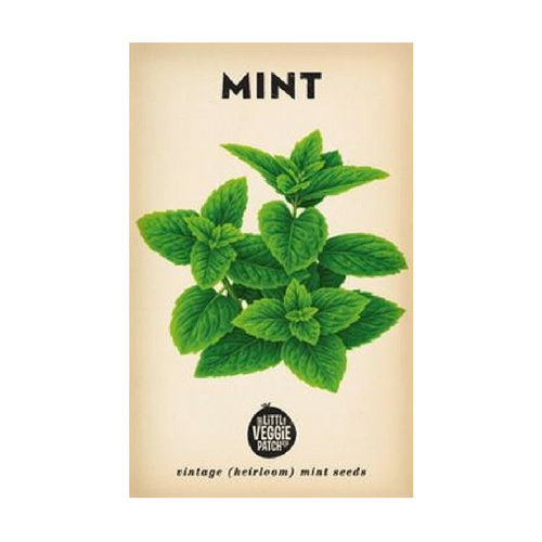 MINT HEIRLOOM SEEDS