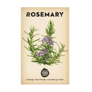 ROSEMARY HEIRLOOM SEEDS