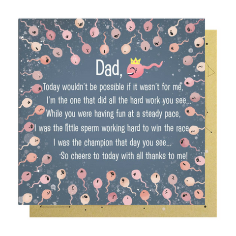 LITTLE SPERM CARD