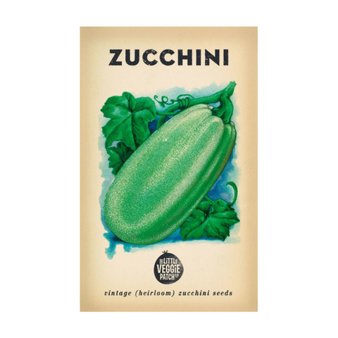 ZUCCHINI HEIRLOOM SEEDS